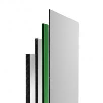Werbeschilder Aluminiumverbund 3mm