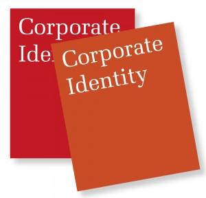 Gleiche Corporate Identity auf allen Druckmedien
